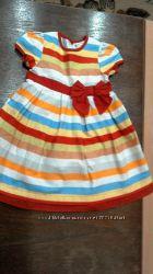 Яркое платье для красавицы