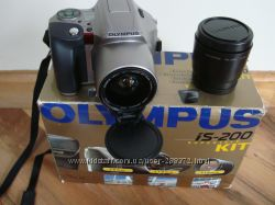 Зеркальная Фотокамера OLYMPUS IS 200