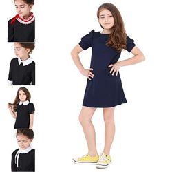 Школьная форма - платья и сарафаны в школу-много моделей, все размеры