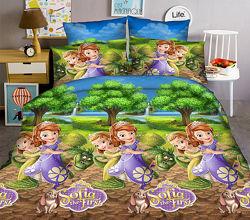 Детское постельное белье из качественных тканей