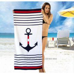 Полотенца пляжные в ассортименте