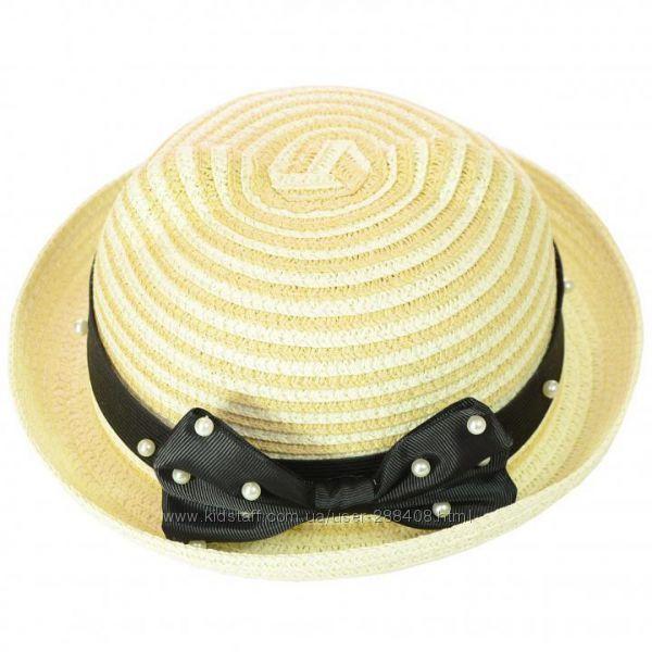 Очаровательные соломенные шляпки - много моделей