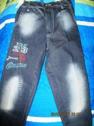 Новые джинсы на мальчика Турция рост 74 см