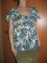 Тоненькая летняя блузка H & M