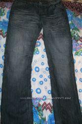 Модные джинсы на девочку 12-13 лет