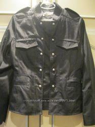 Пиджак женский стильный черный