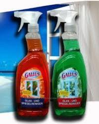 Gallus Windows Glas - und Flowers Средство для мытья окон 1 л.