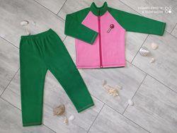 Тёплые детские костюмы 2- 4 года