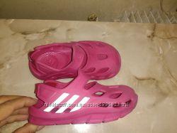 Легенькие кроксы сандали Adidas оригинал