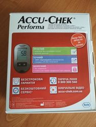 Глюкометр Акку-Чек Перформа Accu Chek Performa