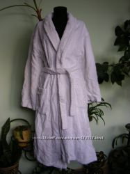 Махровий халат, білий, 46-48