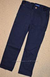 Брюки для мальчика Fashion синие, ткань средней плотности. рост 122-164