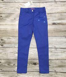 Джинсы детские, штаны для девочки. рост 116-146