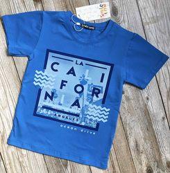 Футболка детская, летние футболки для мальчиков. рост 98-158