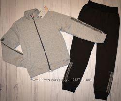 Спортивные  костюмы для девочек из трикотажа. рост 122-152