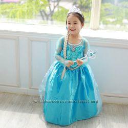 Платье Эльзы из мф Холодное сердце