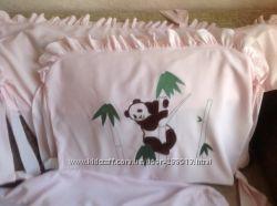 Продам набор в детскую кроватку Piccolino Bamboo антиаллерг. премиум класс