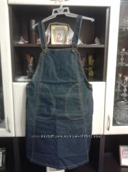 джинсовый сарафан для беременных в отл. состоянии
