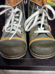 Продам ботинки осенние orthopedia в хорошем состоянии