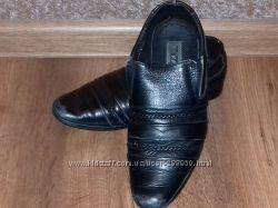 кожаные туфли р. 32