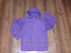Демисезонная куртка Trespass Waterprof 3000mm на девочку 7-8лет