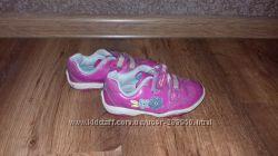 кроссовки для девочки Clarks р. 22 6F