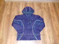 мембранная зимняя куртка Parallel на 11-12 лет