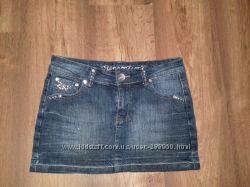 джинсовая юбка Generation на 13 лет