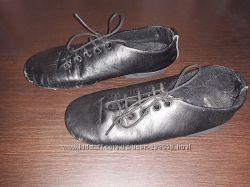 Кожаные танцевальные туфли starlite р. 29-30