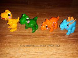 Динозавры Tolo первые друзья