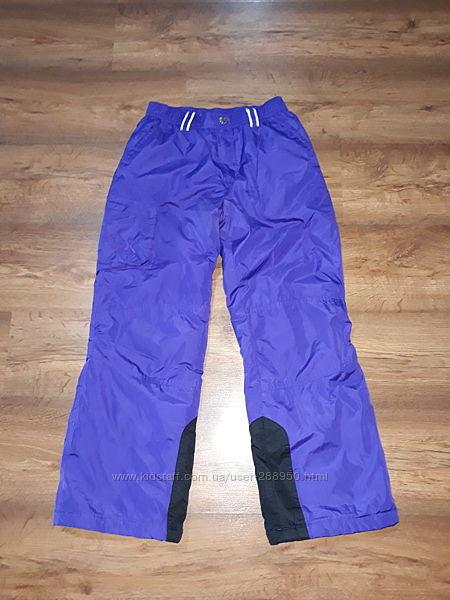 Лыжные зимние штаны Zero xposur на 14 лет