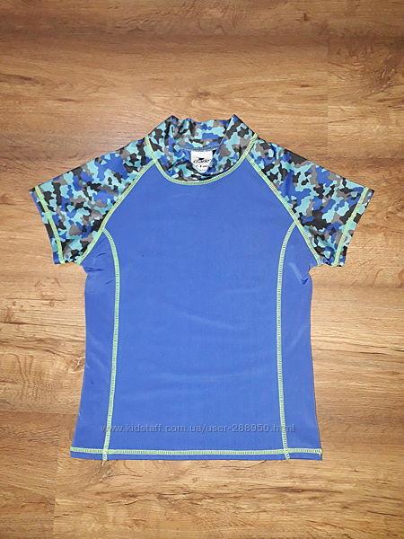 Солнцезащитная футболка для купания Crane на7-8 лет