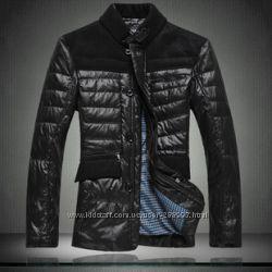 Стильная деловая мужская куртка