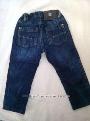 Детские джинсы chicco как новые