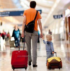 Детские чемоданы, детский чемодан сумка RGL
