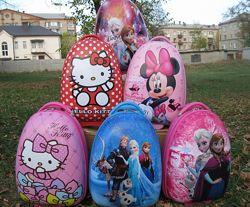 Качественные детские чемоданы на колесах