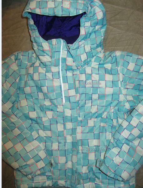 Теплая куртка Коламбия, размер XS 66х