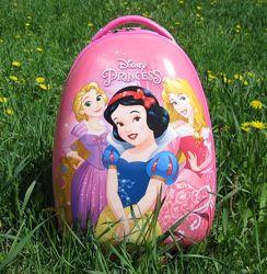 Детские чемоданы с Принцессами в ассортименте