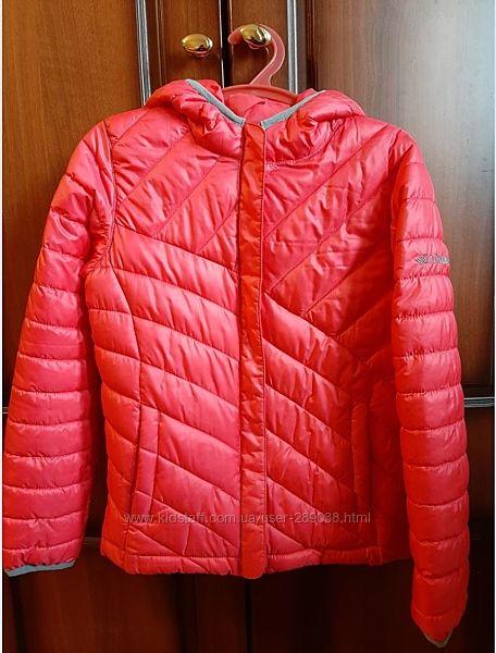 Демисезонная куртка Columbia р-р S, рост 116-128 см