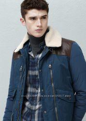 Куртка тёплая Mango XXL