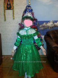 Прокат или продажа костюма елочка