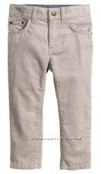 Вельветовые брюки для мальчиков H&M