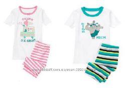 Пижамы Gymboree, для мальчиков и девочек