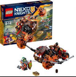 Оригинал - LEGO Nexo Knights Лавинный разрушитель Молтора