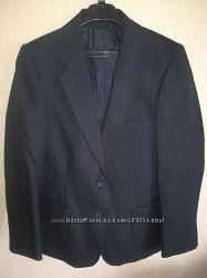 Пиджак школьный рост 140 см