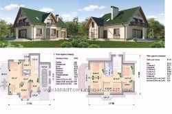 Готовые проекты домов, коттеджей. Индивидуальное проектирование.