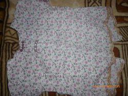 Блузка на дівчинку до 3 років