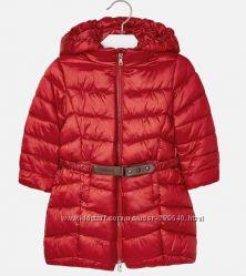 Продам зимне-демисезонные куртки Mayoral на рост 104, 110 и 116 см