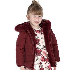 Куртка зимне-демисезонная двусторонняя Mayoral 110, 116, 122, 128 и 134 см.