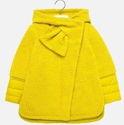 Утепленное пальто Mayoral на рост 128, 140, 152, 157 см